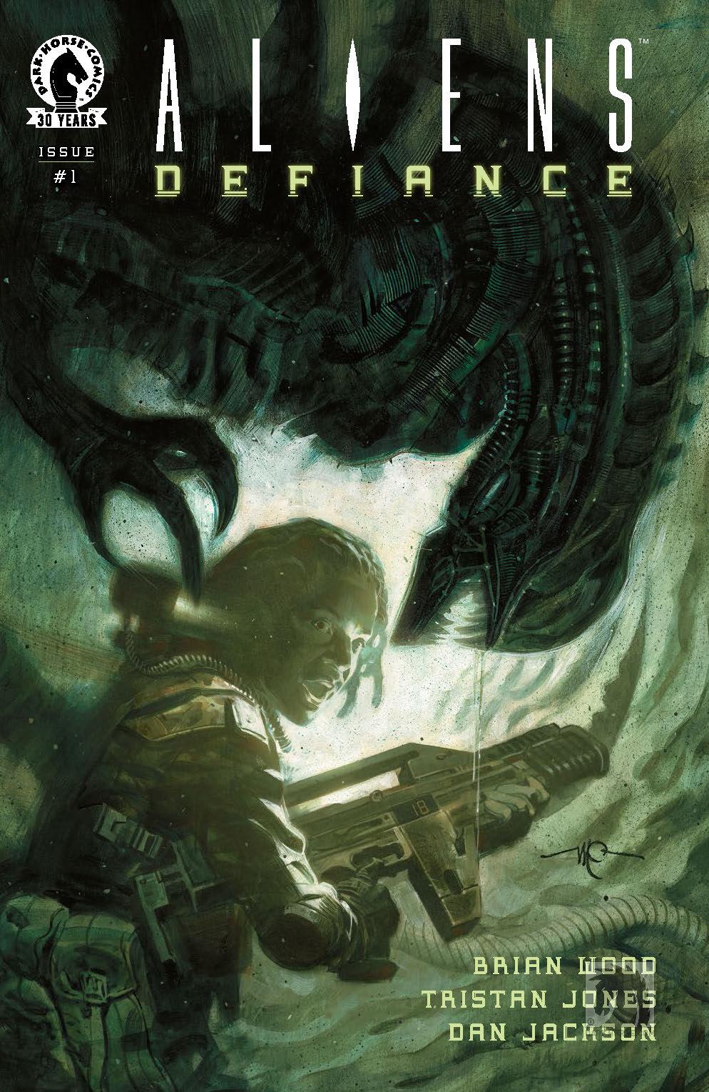 aliens-defiance Aliens Comics