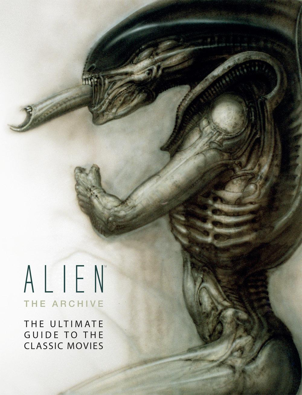 archive Other Alien / Predator / AvP / Prometheus Books