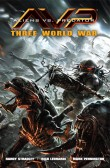 AvP Graphic Novels