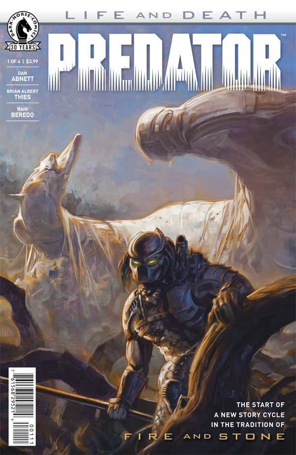 Predator: Life & Death #1 Predator Comics