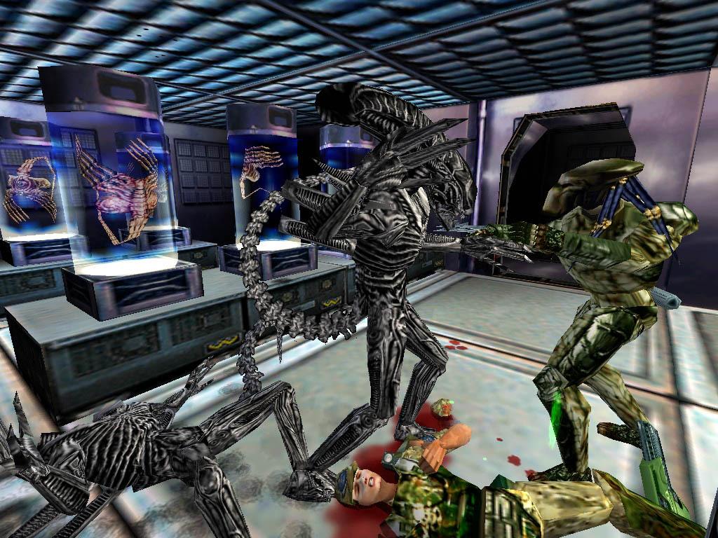 List of Alien, Predator, and Alien vs. Predator games ...