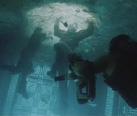 Underwater Alien Resurrection Trivia