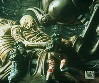 Space Jockey - Alien Trivia Alien Trivia