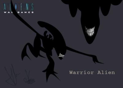 20070213_04 Aliens War Games Cartoon Short