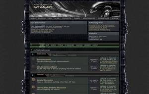 20070409 Giger Forum Theme