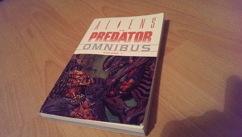 Aliens vs. Predator Omnibus Volume 1 Cover AvP Omnibus Volume 1 Review