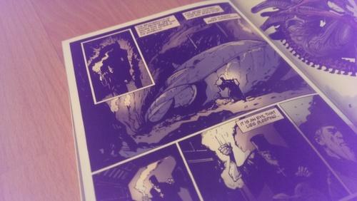Alien vs Predator Old Secrets AvP Omnibus Volume 1 Review