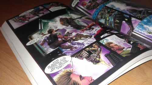 volume1-06 Aliens Omnibus Volume 1 Review