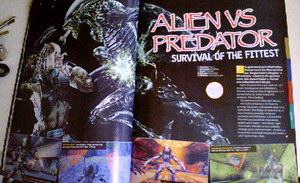 20070806 Alien vs Predator PSP Details