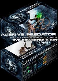 20070922 AvP The Ultimate Showdown DVD Set