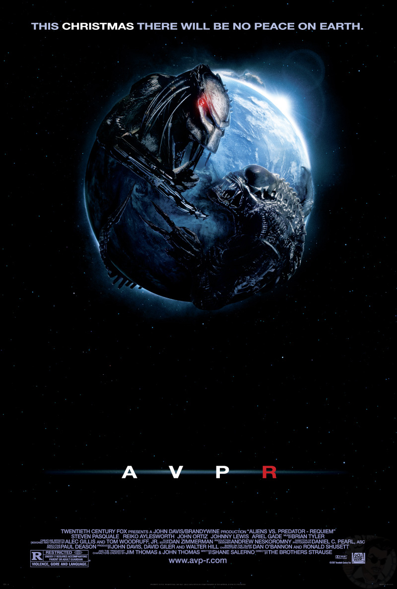 AvP Requiem Poster AvP Requiem Poster Released!