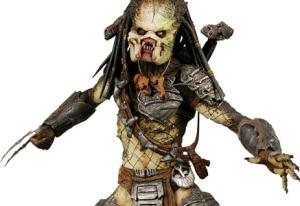20071023_01 NECA AvP Requiem Wolf Predator Figure