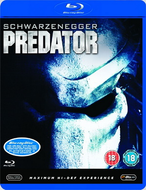 20080228 Predator R2 Blu-Ray Cover Art