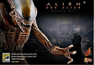 20080724 Hot Toys Dog Alien/Lost Hunter Update