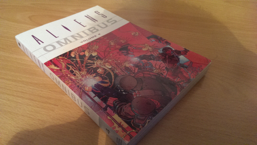 aliens-volume4-01 Aliens Omnibus Volume 4 Review