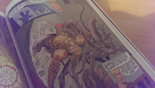 aliens-volume4-07 Aliens Omnibus Volume 4 Review