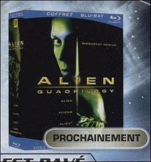 20090527 Alien Quadrilogy Blu-Ray Flyer