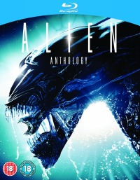 Alien Anthology 4-Disc Set Alien Anthology