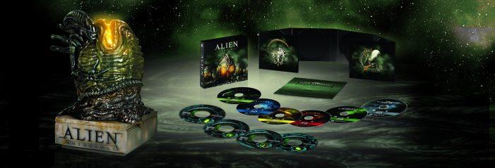 Alien Anthology Limited Edition Egg Sculpture Alien Anthology