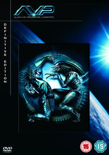 AvP Definitive Edition [UK] (2007) Alien vs Predator