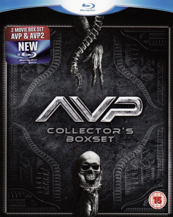 AvP Blu-Ray Boxset [UK] (2008) Alien vs Predator