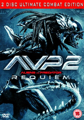 AvP Requiem Ultimate Combat Edition DVD [UK] (2008) AvP Requiem DVDs & Blu-Rays