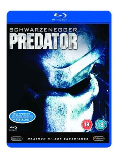 Predator Blu-Ray [UK] (2008) Predator DVDs & Blu-Rays