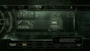 Alien Anthology Menu Images