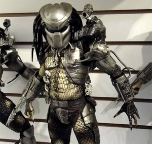 New NECA Predator Figures