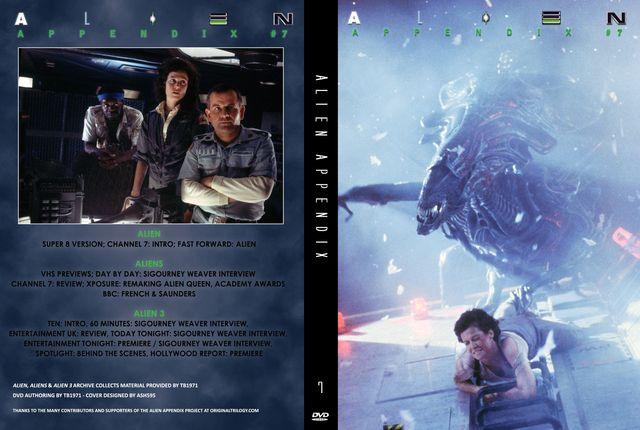 Alien Appendix Series