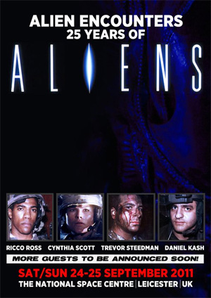 25 Years of Aliens Convention