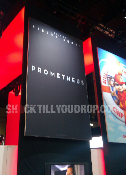 Prometheus Banner Spotted