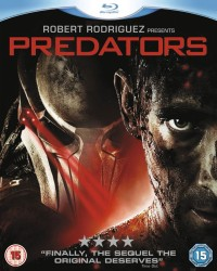 Cover Art Predators Blu-Ray Review