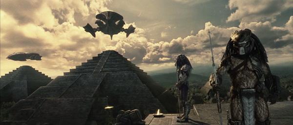 Pyramid - AvP Blu-Ray Review AvP Blu-Ray Review