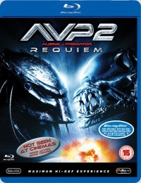 AvP Requiem Blu-Ray Cover AvP Requiem Blu-Ray Review