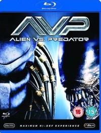 AvP Blu-Ray Review Cover AvP Blu-Ray Review