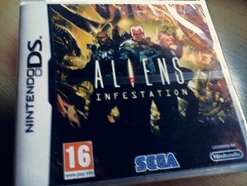 Win A Copy of Aliens Infestation!