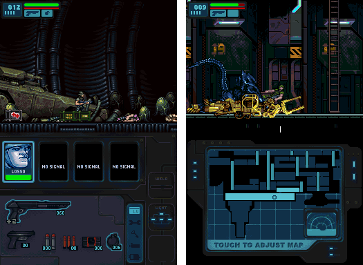 Aliens Infestation Review