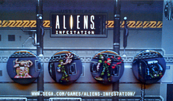 Win A Copy of Aliens Infestation and More!