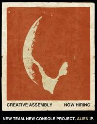 Creative Assembly Logo Alien Isolation