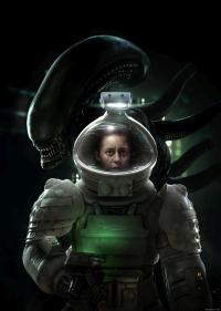 promo007_Amanda_Ripley Alien Isolation