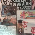 Daily Star Interviews Kate Dickie