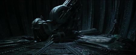 "Prometheus Chair Three Simple Reasons Why Prometheus is an ""Alien"" Movie"