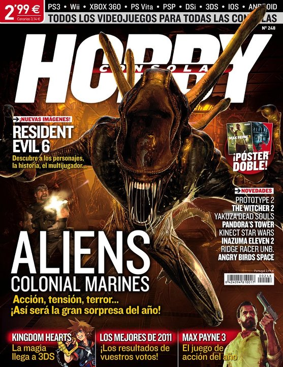 New Aliens: Colonial Marines Images