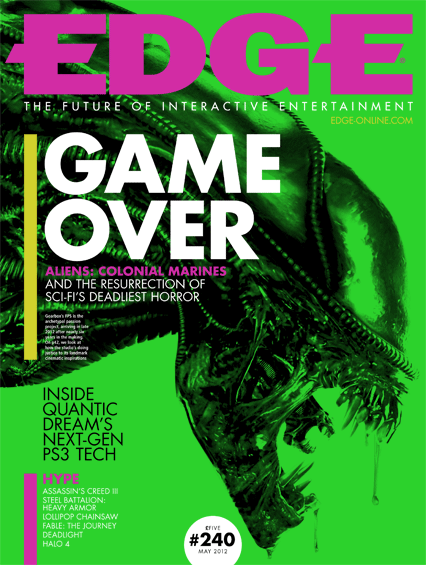 Aliens: Colonial Marines in Edge Magazine [Updated]