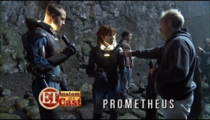 'Meet the Crew and Good Ship Prometheus' Featurette