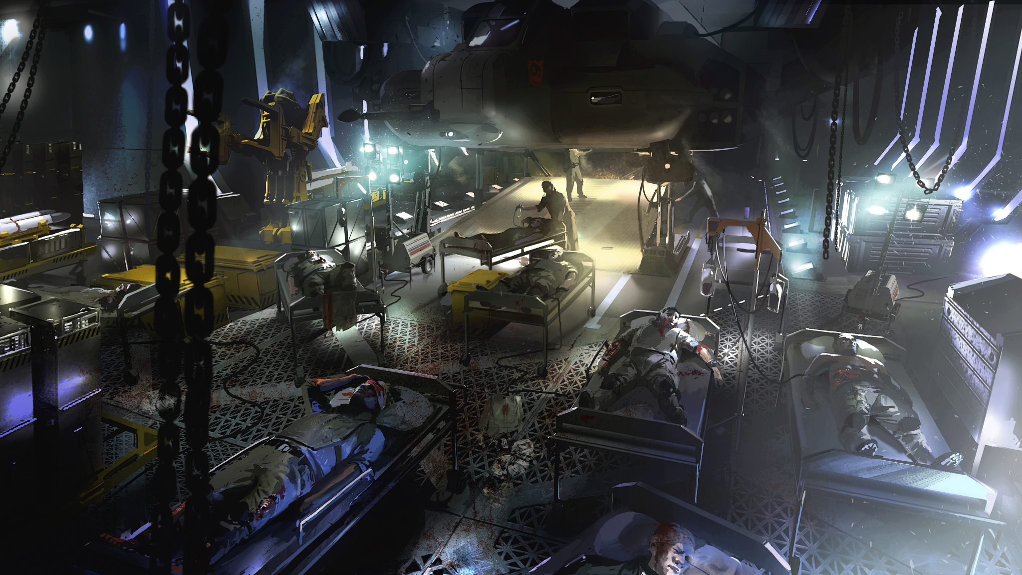 New Aliens: Colonial Marines Images [Updated]