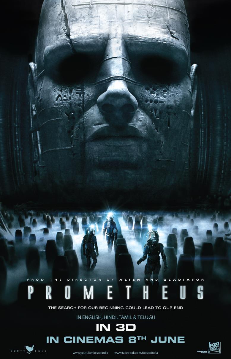 Prometheus International Poster