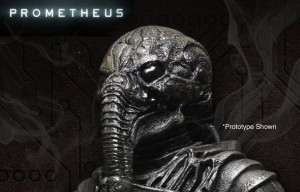 NECA Reveals Prometheus Figures