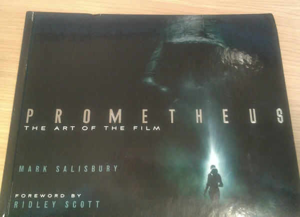Art of Prometheus Book Competition